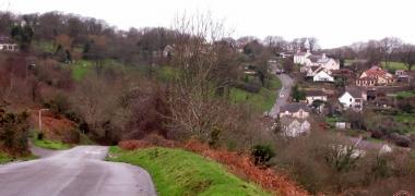 Cardiff - Llanmadoc, Droga (2)