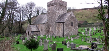 Cheriton, St Cadoc's Church (1)