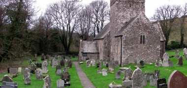 Cheriton, St Cadoc's Church (2)