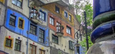 Wien, Dom Hundertwassera (11)