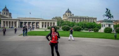 Wien, Heldenplatz