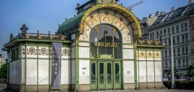 Wien, Stacja Metra