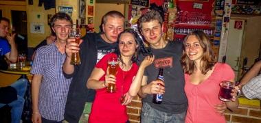 Wien, Bar Debakel (1)