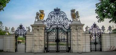 Wien, Belweder (1)
