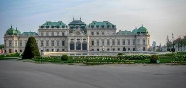 Wien, Belweder (2)