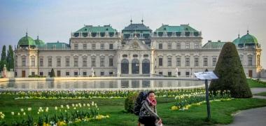Wien, Belweder (3)