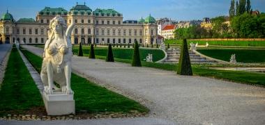 Wien, Belweder (8)