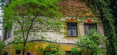Wien, Dom Hundertwassera (3)