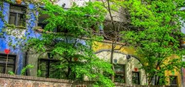 Wien, Dom Hundertwassera (5)