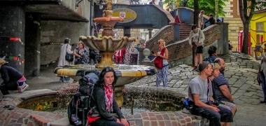 Wien, Dom Hundertwassera (7)