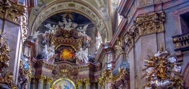 Wien, Kościół św. Piotra (3)