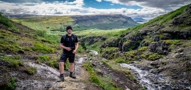 Wodospad Glymur Islandia (6)