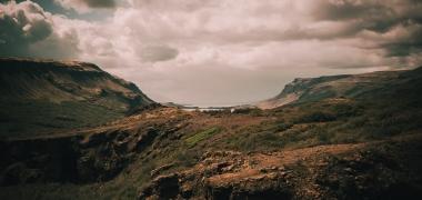 Wodospad Glymur Islandia (15)