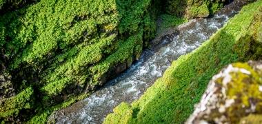Wodospad Glymur Islandia (18)