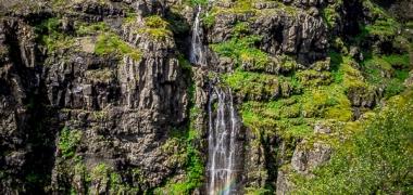 Wodospad Glymur Islandia (5)