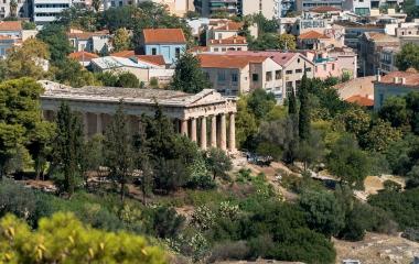 Wzgórze-Areopagus-i-Agora-ze-Świątynią-Hefajstejon-1