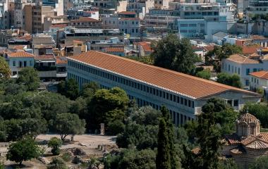 Wzgórze-Areopagus-i-Agora-ze-Świątynią-Hefajstejon-2