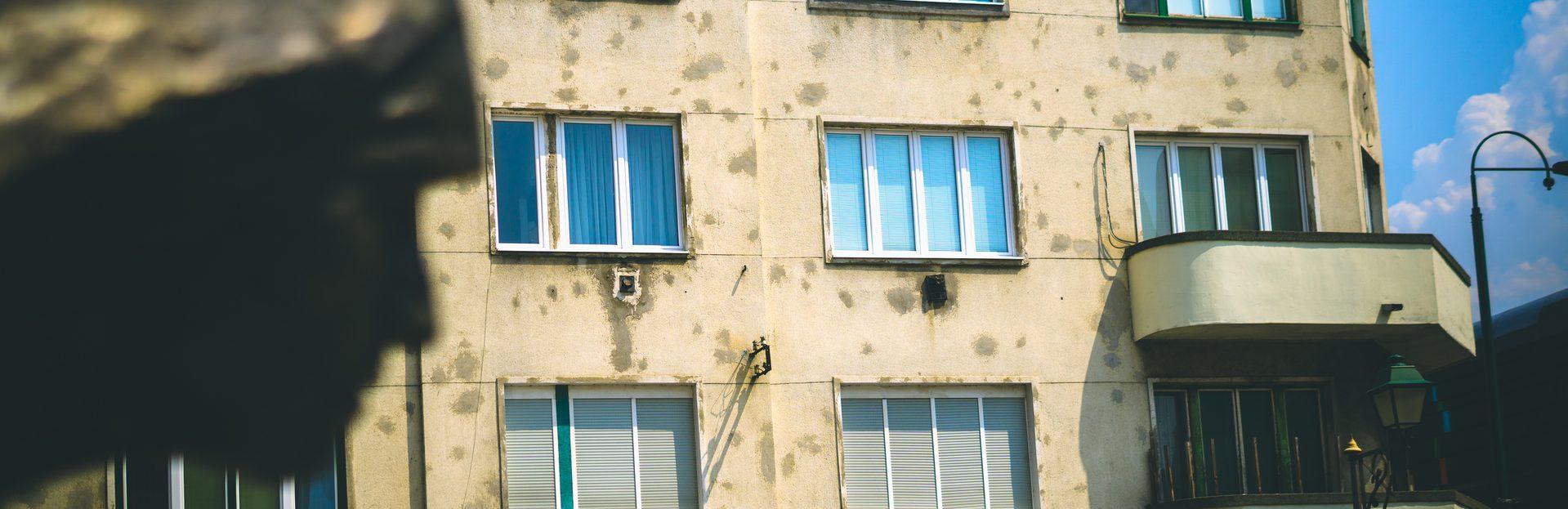 Sarajewo – miasto, które żyje wojną.