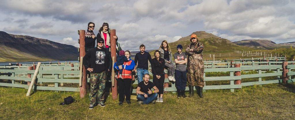 Réttir i Rétt – Zganiamy Owce z Gór [Fiordy Zachodnie, Islandia]