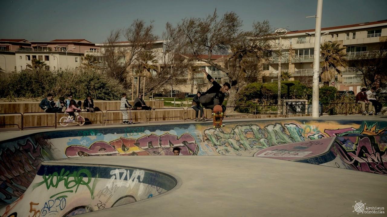 Skatepark du Prado/ Marseille Skatepark
