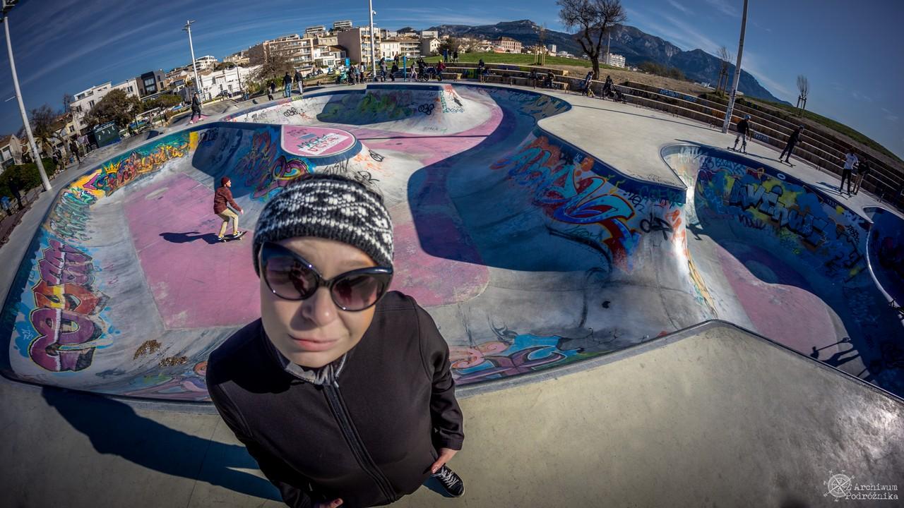 Marsylia, Alternatywne Atrakcje: Friche la Belle de Mai i Marseille Skatepark.