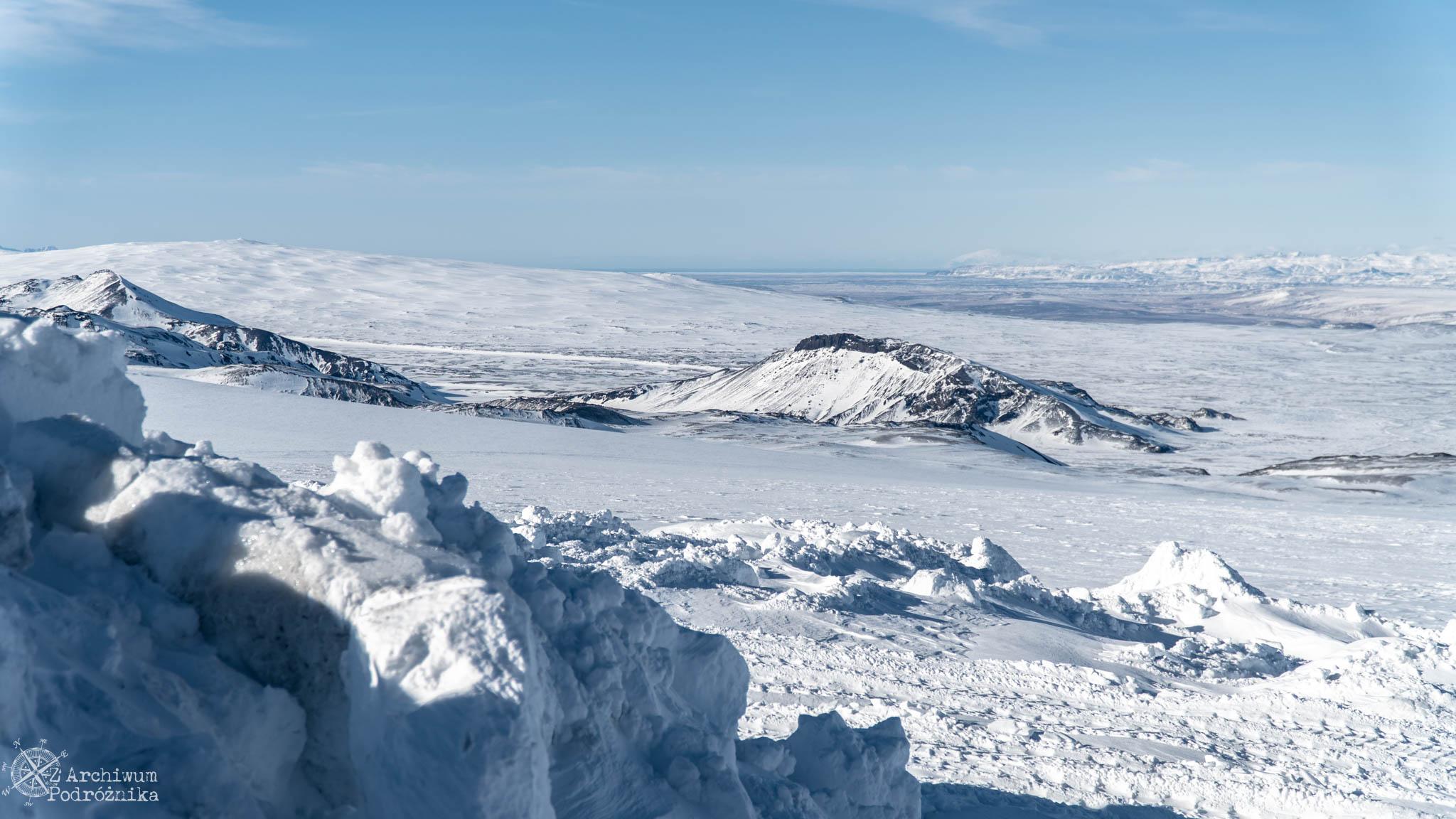 lodowiec Langjökull