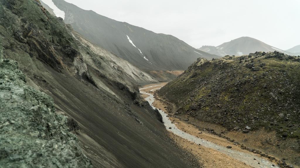 Bláhnúkur - trekking